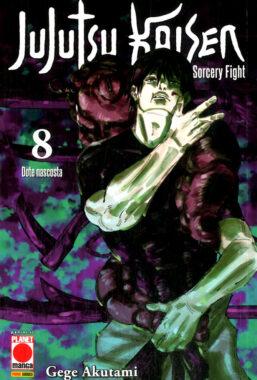 Copertina di Jujutsu Kaisen Sorcery Fight n.8