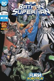 Batman/Superman n.12