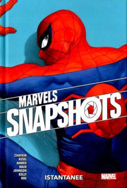 Copertina di Marvels Snapshots 2 – Istantanee