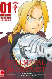 Fullmetal Alchemist Deluxe Edition n.1