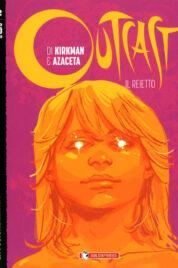 Outcast: il reietto n.22 cover b
