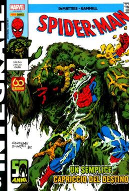 Copertina di Spider-Man Di J.M. DeMatteis n.5