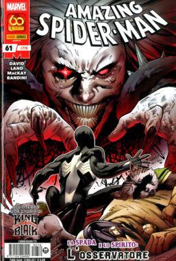 Copertina di Uomo Ragno n.770 – Amazing Spider-Man 61
