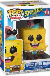 Spongebob Spongebob In Camping Funko Pop 916