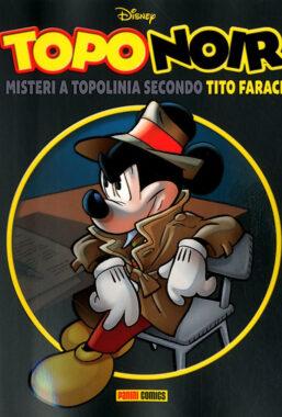 Copertina di Topo-Noir – Tito Faraci n.1