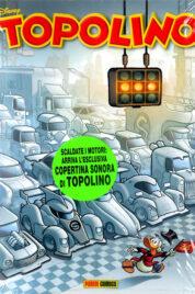 Topolino n.3416 Variant Cover Sonora