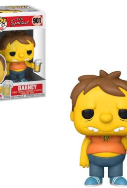 Copertina di Simpsons Barney Funko Pop 901
