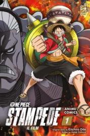 One Piece Il Film: Stampede n.1 Anime Comics