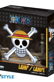 One Piece Skull Lamp
