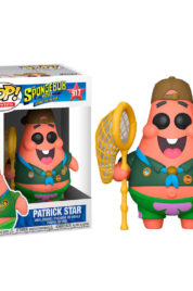 Spongebob Patrick Camping Gear Funko Pop 917