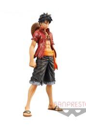 One Piece Stampede Movie Monkey D. Luffy Figure