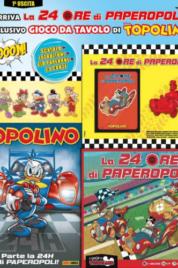 Topolino n.3416 + La 24 ore Paperopoli