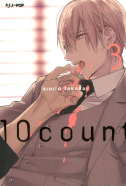 Copertina di Ten Count n.3
