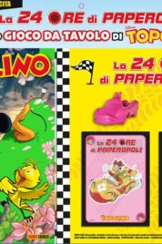 Topolino 3418 + La 24 Ore paperopoli