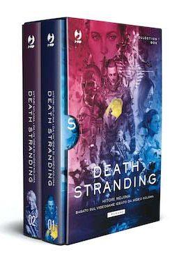 Copertina di Death Stranding Box (1-2)