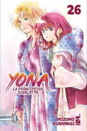 Yona – La Principessa Scarlatta n.26