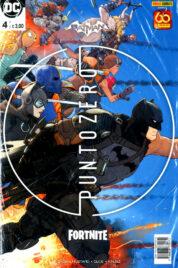 Batman Fortnite Punto Zero n.4