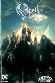 Batman Death Metal n.4 Variant Band
