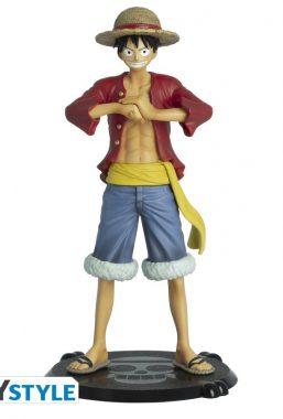 Copertina di One Piece Luffy Figure