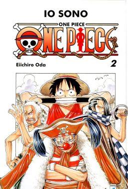 Copertina di Io Sono One Piece n.2
