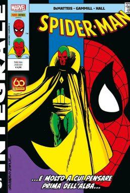Copertina di Marvel Integrale – Spider-Man di J.M. DeMatteis n.6