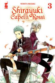 Shirayuki dai Capelli Rossi n.3