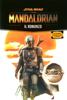 Copertina di Star Wars Romanzi – The Mandalorian