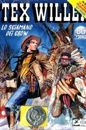 Tex Willer n.31 – Lo Sciamano dei Crow + Medaglia Kit Willer