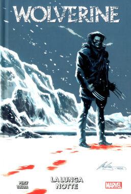 Copertina di Marvel Collection – Wolverine: La Lunga Notte