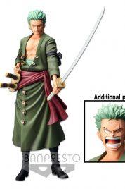 One Piece Grandista Roronoa Zoro Figure