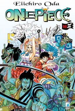 Copertina di One Piece n.98 – Young 324