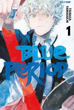 Copertina di Blue Period n.1