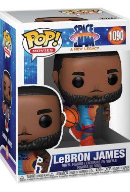 Copertina di Space Jam 2 – Lebron James Funko Pop 1090