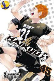 Haikyu!! n.45 – Target 111