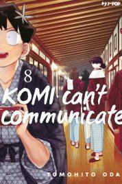 Komi Can't Communicate n.8
