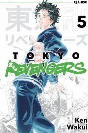 Tokyo Revengers n.5