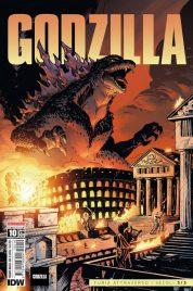 Godzilla n.10