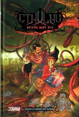 Copertina di Cthulhu – Death May Die