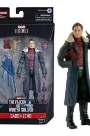 Marvel Legends Baron Zemo Figure