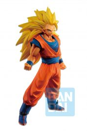 Db Super Saiyan 3 Son Goku Figure
