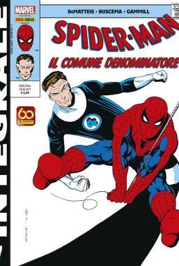 Copertina di Marvel Integrale: Spider-Man Di J.M.Dematteis n.7
