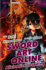 Sword Art Online Novel n.15 Alicization Invading