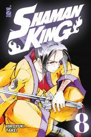 Shaman King Final Edition n.8