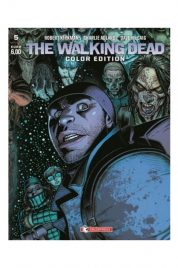 The Walking Dead Color Edition n.5 Variant