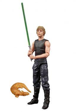 Copertina di Star Wars Bl Luke Skywalker Action Figure