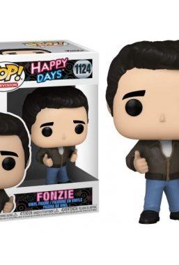 Copertina di Happy Days Fonzie Funko Pop 1124