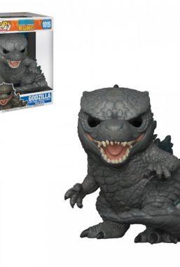 Copertina di Godzilla Vs Kong Super Sized Godzilla Funko Pop 1015