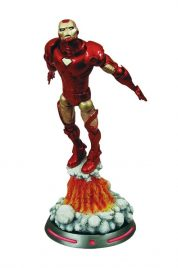 Marvel Select Iron Man Figure 