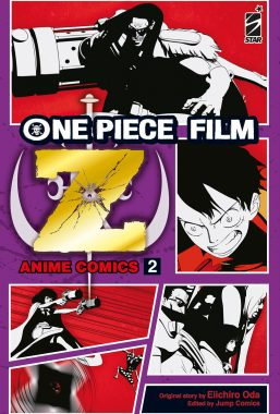 Copertina di One Piece Z: Il Film – Anime Comics n.2