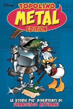 Copertina di Metal Edition 2 – Artibani